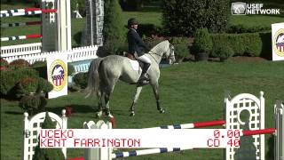 getlinkyoutube.com-$200k American Gold Cup CSI4*-W World Cup Qualifier Jump-Off