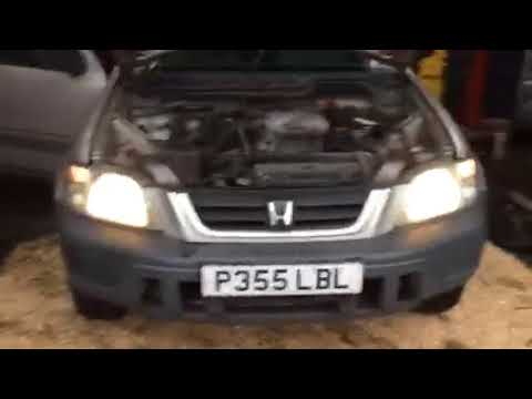 Контрактный двигатель B20B Honda CR-V 1997-2001