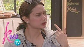 getlinkyoutube.com-Kris TV: Arci's nose accident
