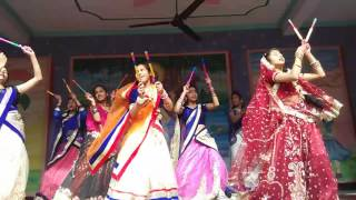 getlinkyoutube.com-Radha kese na jale dance from adarsh gyan sarover balika vidyalaya by mamta rathor