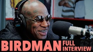 "getlinkyoutube.com-Birdman on Feud with Lil Wayne, Rich Gang ""Lifestyle"" Parody, And More! (Full Interview) 