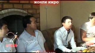getlinkyoutube.com-Озодбек Назарбеков ва Хумоюн Мирзо жонли ижро