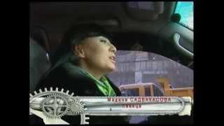 getlinkyoutube.com-Мадина Садвакасова за рулем «Toyota Land Cruiser»
