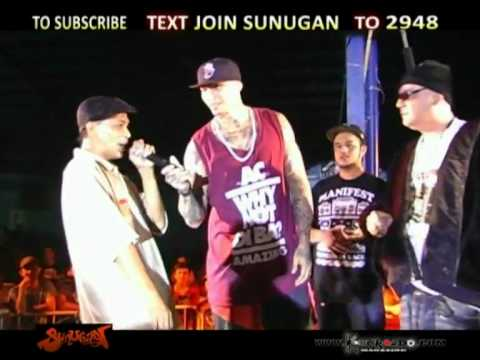 SUNUGAN - SILENCER vs HARLEM vs ANDY G **BATTLE ROYAL** -Kmyr4OuEWpM