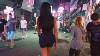 Walking Street Saturday 11.02.2018 Thailand 2:30am