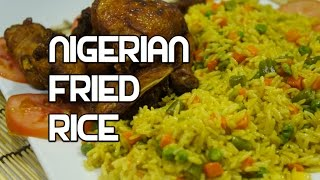getlinkyoutube.com-★★ How to Cook Nigerian Fried Rice Recipe