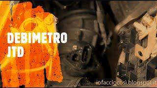 getlinkyoutube.com-Alfa Romeo 147/GT JTDm: Sostituzione smontaggio debimetro MAF