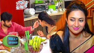 getlinkyoutube.com-Raman Takes Care Of His Pregnant Wife Ishita | Ye Hai Mohabbatein