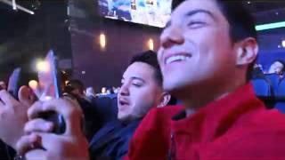getlinkyoutube.com-Luis coronel y Ariel camacho canatando el KARMA