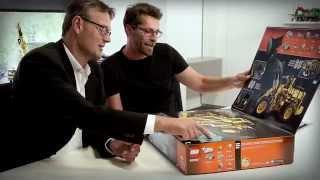 getlinkyoutube.com-Behind The Design: Lego Technic 42030 Volvo L350F Wheel Loader