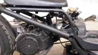 "getlinkyoutube.com-Honda Ruckus with 15"" wheel"