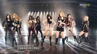 Girls' Generation 소녀시대_少女時代(SNSD) - Diamond & The Boys Gayo Fest. [HD][LIVE]