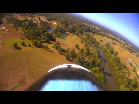 Full Flight AXN with FPV Teleporter V3