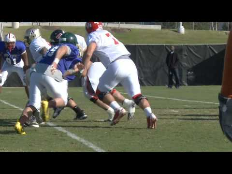 Sebastian Vollmer - New England Patriots - Draft Video Profile