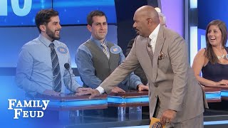 Hey Honey! DO IT YOURSELF!!! | Family Feud