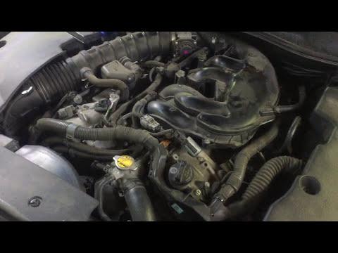 Lexus IS 350 ошибка U0105 и как ее лечить!