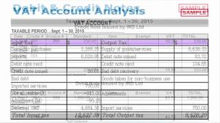How to Account for VAT