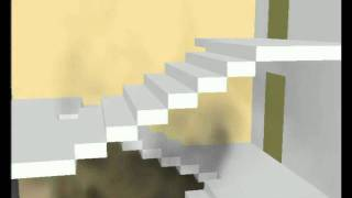 getlinkyoutube.com-INURI: Fire in a stairwell