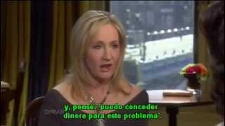 getlinkyoutube.com-J. K. Rowling - entrevista subtitulada - español.
