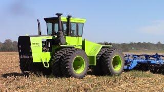 getlinkyoutube.com-Steiger Panther III ST-325 4wd Tractor