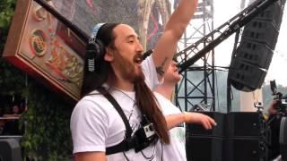 Steve Aoki Live Tomorrowland 2014