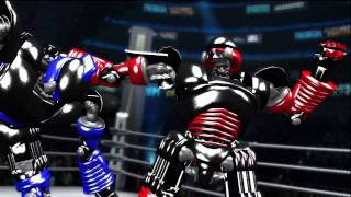 getlinkyoutube.com-Real Steel - Montage (Xbox 360) HD 720p