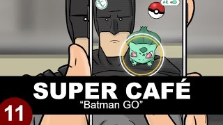 Super Cafe: Batman GO