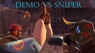 getlinkyoutube.com-TF2 bot battle 25 : Demo Vs Sniper