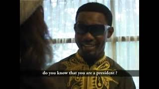 Ay Comedy Skit - Ay Toasting Genevieve With The Help Of Chidi Mokeme