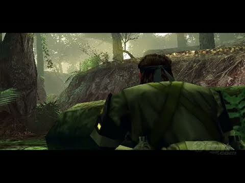 Metal Gear Solid: Peace Walker Sony PSP Gameplay - Big