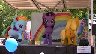 getlinkyoutube.com-My Little Pony Live On Stage