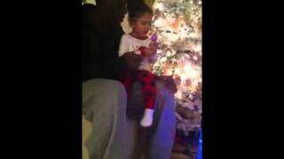 Tyrese donne des cours de chants à sa fille