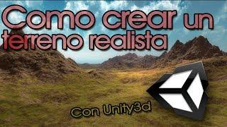 getlinkyoutube.com-Como hacer un terreno realista con unity3d (basado en heightmaps)