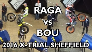getlinkyoutube.com-Adam Raga vs Toni Bou - Sheffield X-Trial 2016 (Round 1)