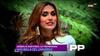 getlinkyoutube.com-Isabella Santiago contó su historia de éxitos como modelo transexual