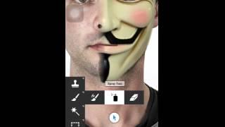 getlinkyoutube.com-دمج صورة مع الوجه باحتراف 2015 ps touch