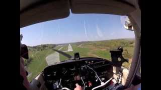 getlinkyoutube.com-Day 2 - Learning To Fly an Airplane - Stalls, S-Turns, Turn Around a Point - Miller Series