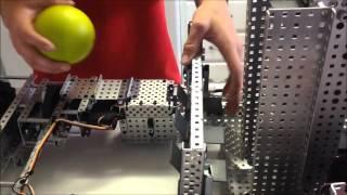getlinkyoutube.com-VEX Nothing But Net | 4101K | Robot Changes