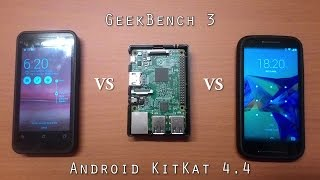 getlinkyoutube.com-Raspberry Pi 2 Android 4.4 Benchmark | GeekBench 3