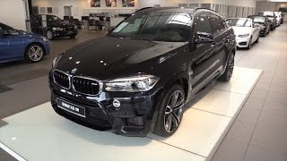 BMW X6 M 2016 In Depth Review Interior Exterior