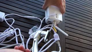 getlinkyoutube.com-Présentation de la caméra FOSCAM IP FI9803P