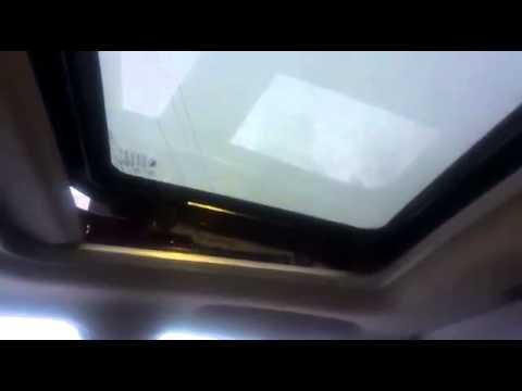 Люк в Lifan X60