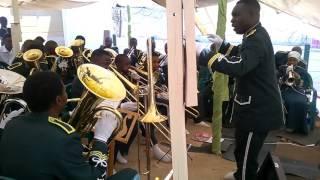 getlinkyoutube.com-FANFARE KIMBANGUISTE SOUTH AFRICA - PRELUDE (Mpeve wa Yiza) DUKI