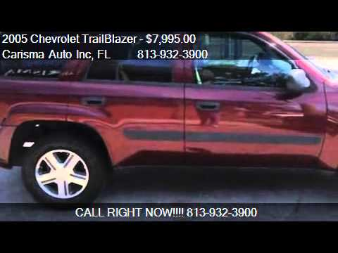 2005 Chevrolet TrailBlazer - for sale in Tampa, FL 33612