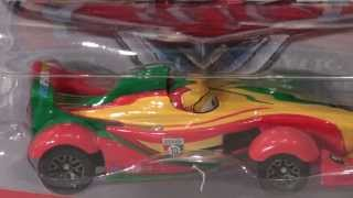 getlinkyoutube.com-Disney Pixar Cars2 Rip Clutchgoneski , body shop Ramone , Flo  and other new Cars from Cars and cars