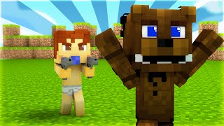 getlinkyoutube.com-Minecraft - WHO'S YOUR DADDY? - BABY VS FNAF ANIMATRONICS!?