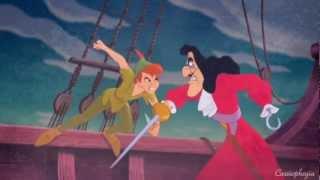 getlinkyoutube.com-Ariel & Peter Pan ~ No Boundaries