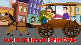 getlinkyoutube.com-Naik Delman Istimewa | Lagu anak TV | Riding a Horse Drawn Carriage in Bahasa Indonesia