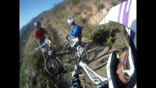 getlinkyoutube.com-El Prieto Trail , La Canada, Jekyll, 2011 cannondale,