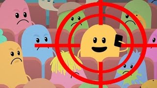 getlinkyoutube.com-Dumb Ways To Die New Update! Funny Ways To Die In Movie Theater - All Win | Fail Compilation